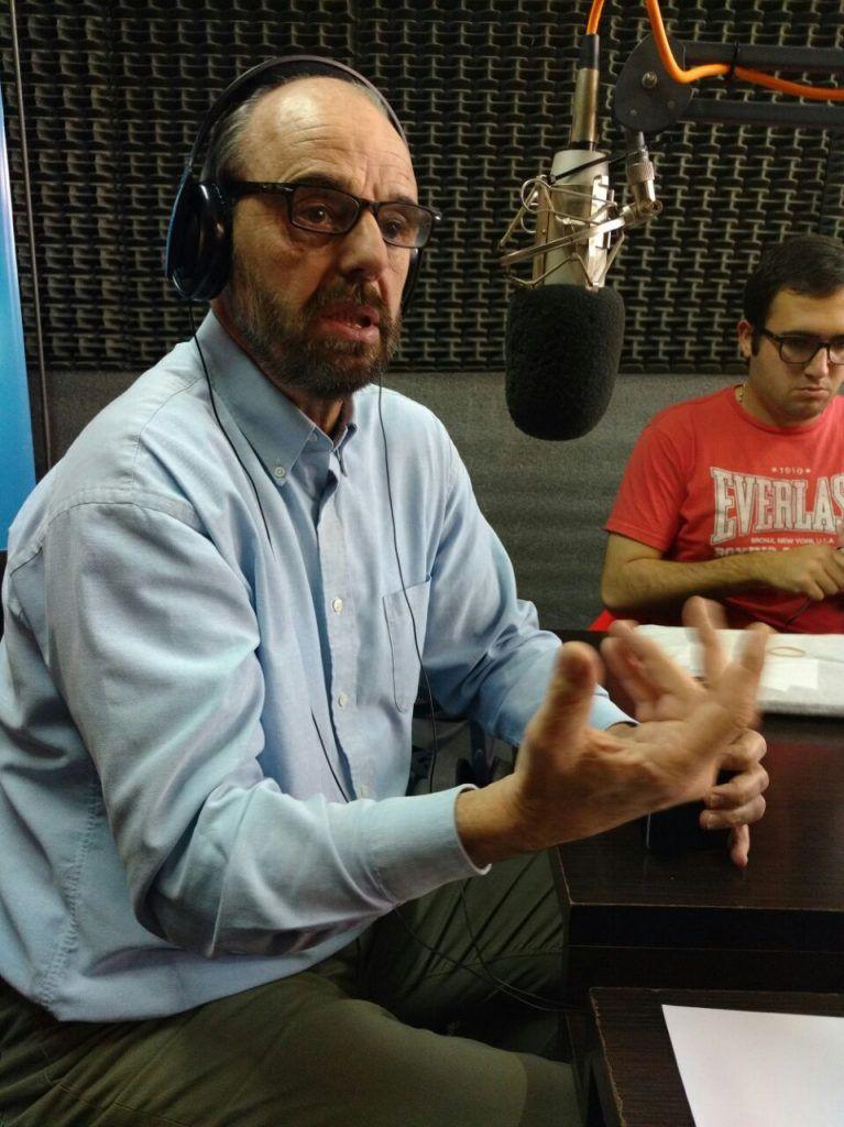 Photo of El Defensor del Pueblo De Nacion, Lic. Felix Bonorino, presente