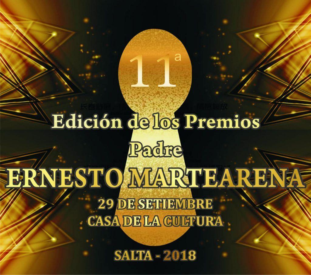 Photo of Gala de la 11º Edición Premios Padre E. Martearena- 2018