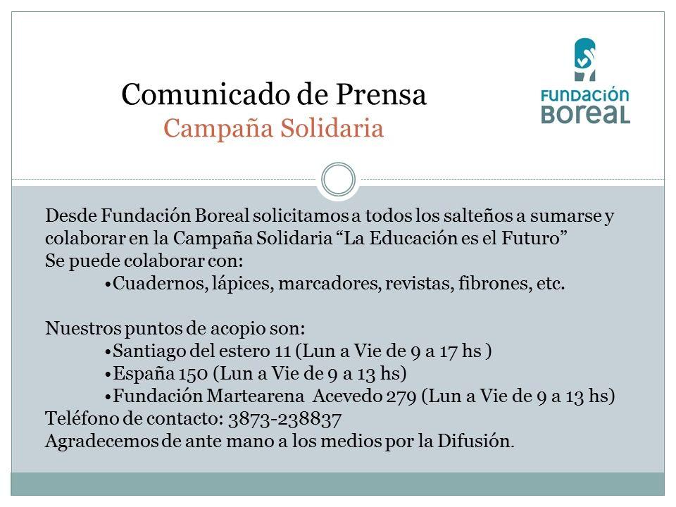 Photo of LA EDUCACIÓN ES EL FUTURO. PODES COLABORAR.