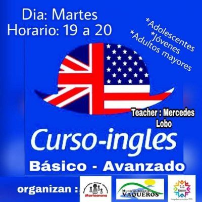 Photo of Cursos gratuitos de ingles, inscribite!!!!!!!!!
