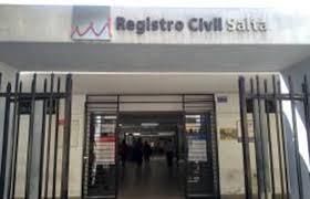 Photo of Registro Civil Salta con reducción de atención.