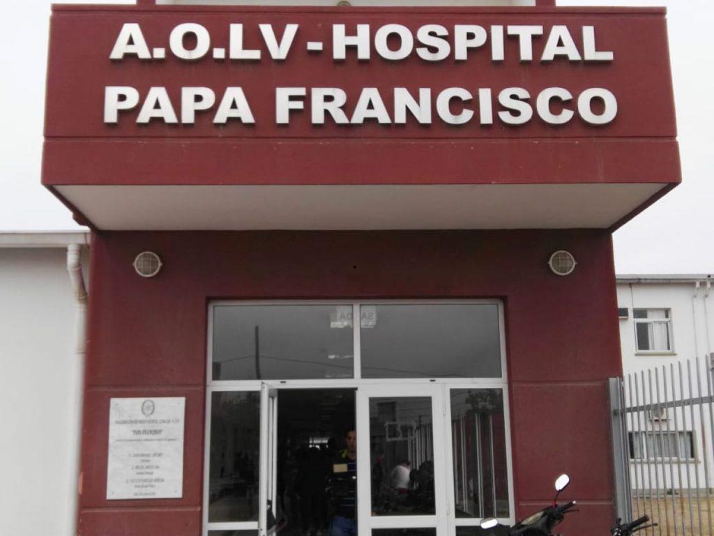 Photo of El hospital Papa Francisco.