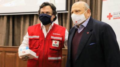 Photo of La Cruz Roja Argentina Filial Salta donó a la Provincia 200 termómetros corporales infrarrojos.