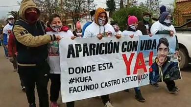 Photo of Desaparición forzada. Facundo ( KUFA )Astudillo Castro.