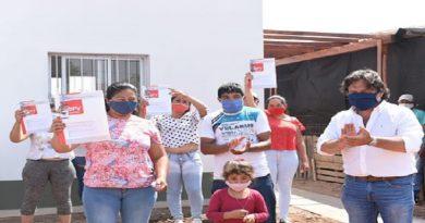Programa promoción de vivienda social