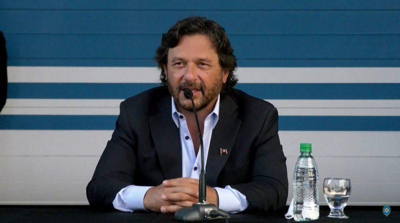 El gobernador Gustavo Sáenz anunció hoy que se construirá un Centro de Recuperación Nutricional