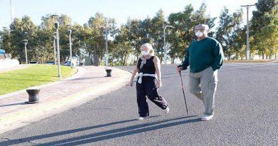 """""""Paseos recreativos para la tercera edad"""" un nuevo programa para los adultos mayores"""