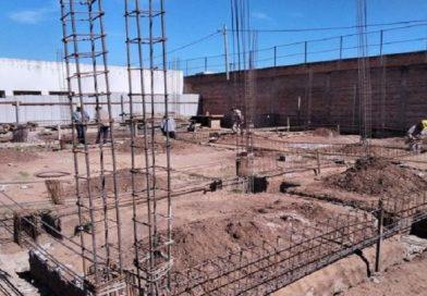 Iniciaron la construcción del nuevo establecimiento Cacique Cambai en Tartagal