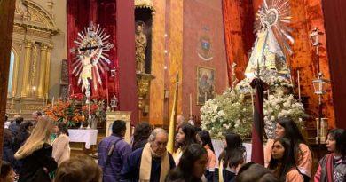 """Fiesta del Milagro: """"no es la procesión a la que estamos acostumbrados"""" dijo Sáenz"""