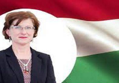 Cancillería  argentina: Edit Bucsi-Szabó, es la nueva embajadora de Hungría en el país.