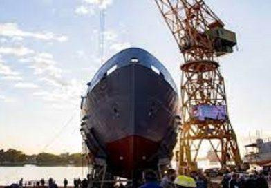 La industria astillera de parabienes, nación destina $ 10.000 millones para financiar la compra y construcción de buques en el país.
